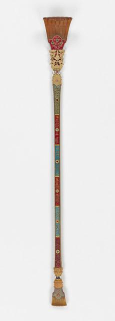 犀角如意(さいかくのにょい):「第 70 回正倉院展」奈良国立博物館 会期「10月27日~11月12日」