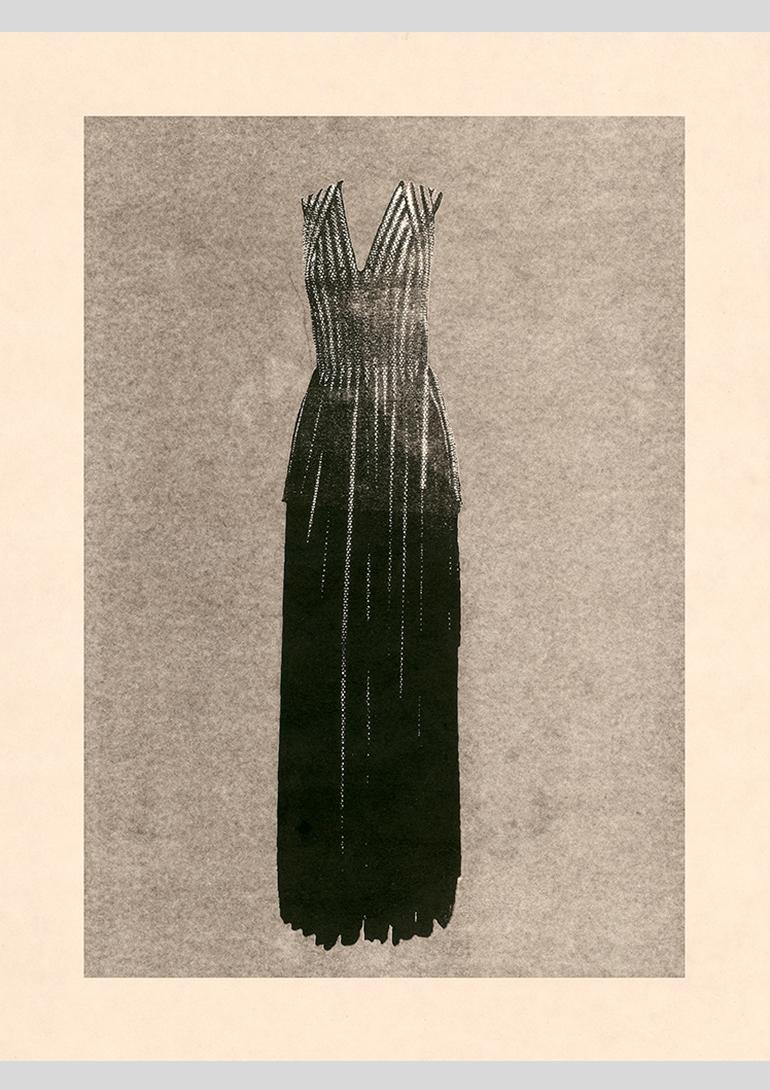 ©Aurore de La Morinerie, Courtesy of Akio Nagasawa Gallery:オロール・ドゥ・ラ・モリヌリ「Hommage à Alaïa」Akio Nagasawa Gallery Aoyama