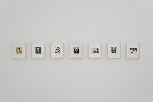 森村泰昌「「私」の年代記 1985〜2018」展示風景, 2018, ShugoArts copyright the artist,courtesy of ShugoArts,photo:Shigeo MUTO:「森村泰昌 「私」の年代記 1985〜2018 」シュウゴアーツ