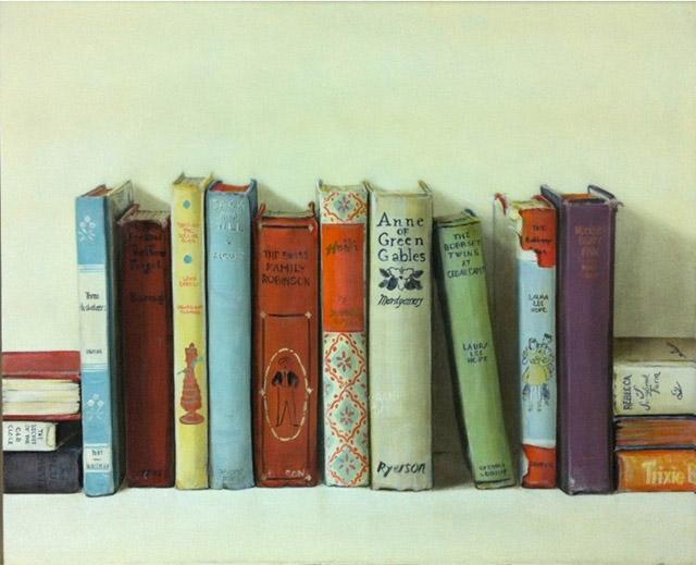 Holly Farrell 《Children's Books》2009年:「現代アートの宝箱 OPAM利岡コレクション」大分県立美術館