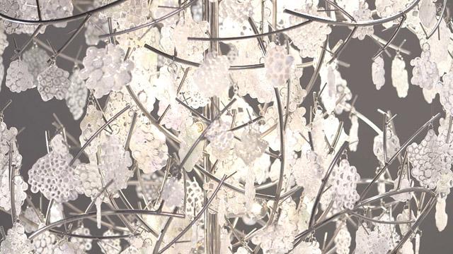 「時の花」一部:「時の花 - イイノナホ展 -」ポーラ ミュージアム アネックス