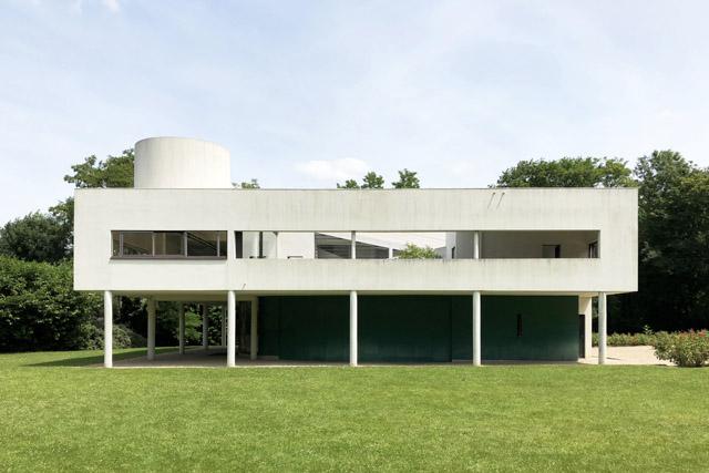 ル・コルビュジエ「サヴォワ邸」(1928-31年)
