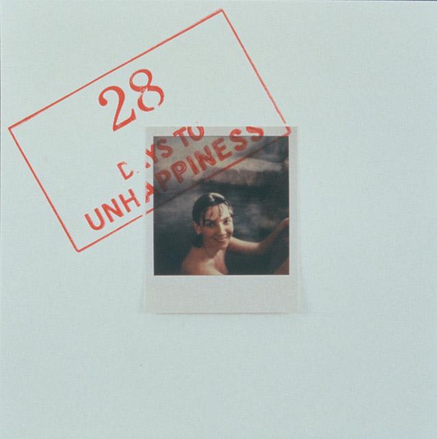 Sophie Calle Exquisite Pain, 1984-2003 © Sophie Calle / ADAGP, Paris 2018 and JASPAR, Tokyo, 2018
