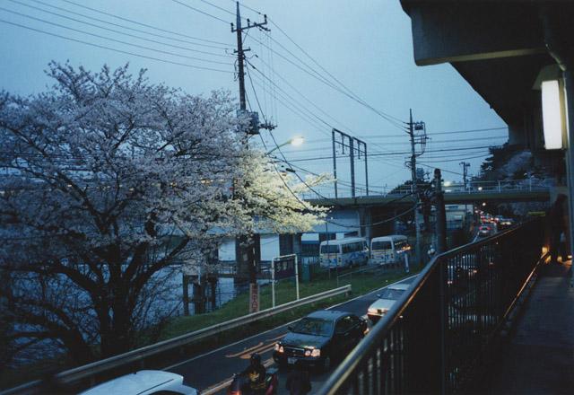《2007.03.31.#b02》(「毎日写真」より)️ ©️ Ryudai Takano Courtesy of Yumiko Chiba Associates, Zeit-Foto Salon