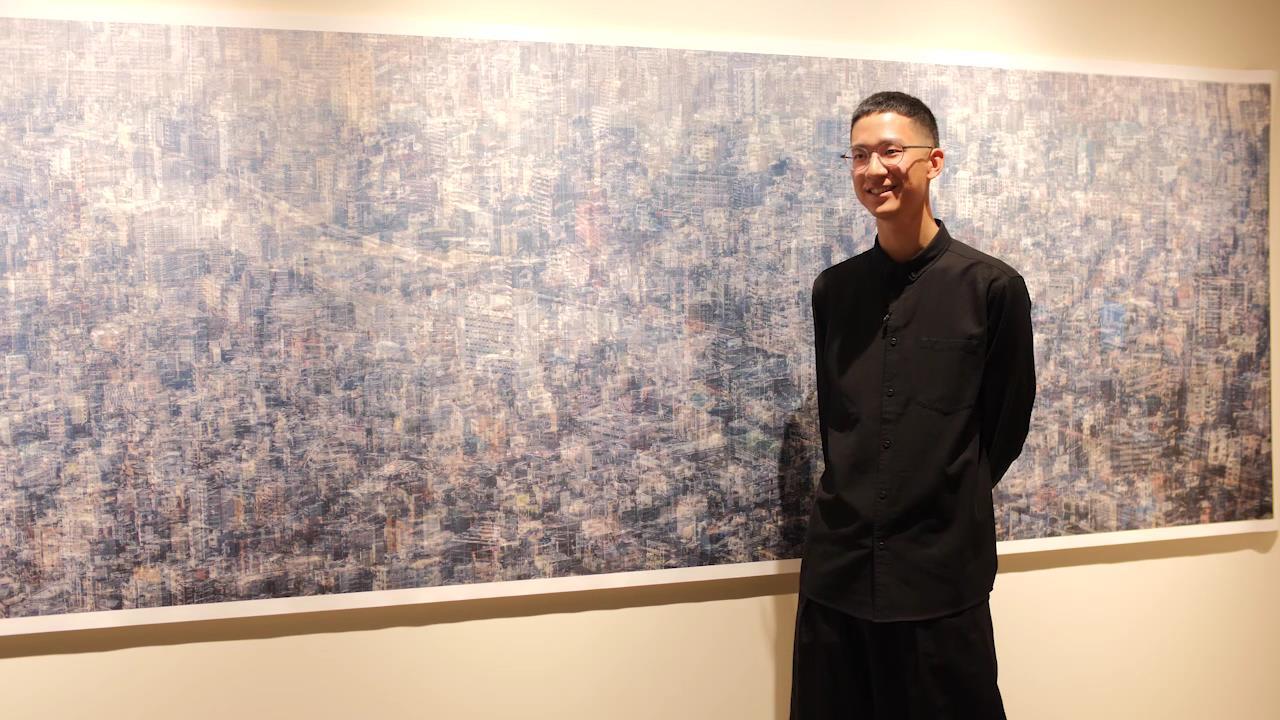 デジタル時代だからこそ、身体性を伴うアナログなデジタル写真を撮るアーティスト・顧 剣亨(コケンリョウ):「sanwacompany Art Award / Art in The House 2019」グランプリ受賞