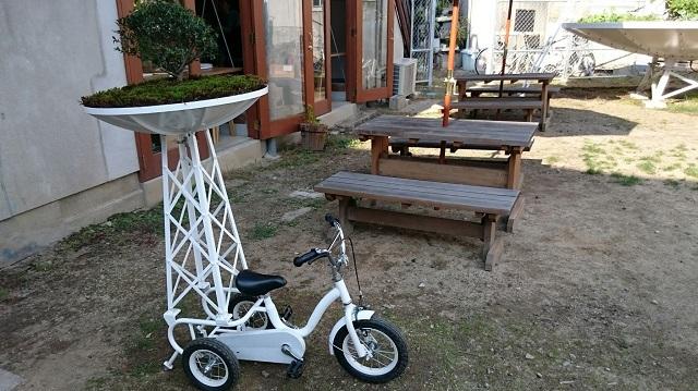 2014年に亡くなった國府さんが前年制作した空中庭園作品《Parabolic Farm》
