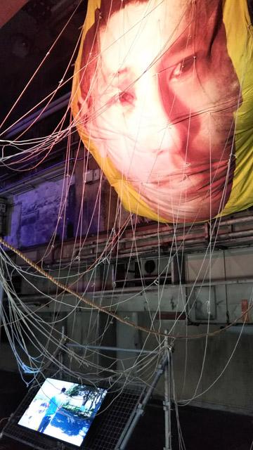 「ARTISTS' FAIR KYOTO 2019」京都新聞ビル 印刷工場跡