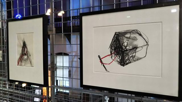 「ARTISTS' FAIR KYOTO 2019」京都府京都文化博物館 別館編