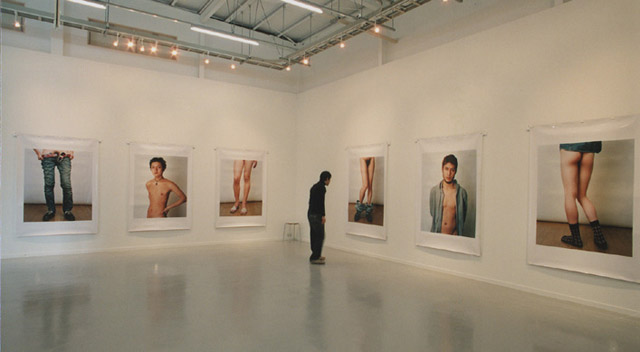 個展『ぼくの部屋』(ギャラリーM、愛知)2006年 ©️ Ryudai Takano Courtesy of Yumiko Chiba Associates, Zeit-Foto Salon