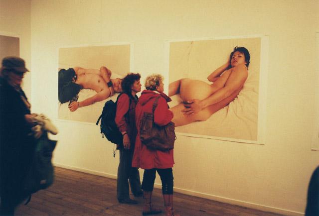 コペンハーゲンの写真センターで、2007年 ️ ©️ Ryudai Takano Courtesy of Yumiko Chiba Associates, Zeit-Foto Salon