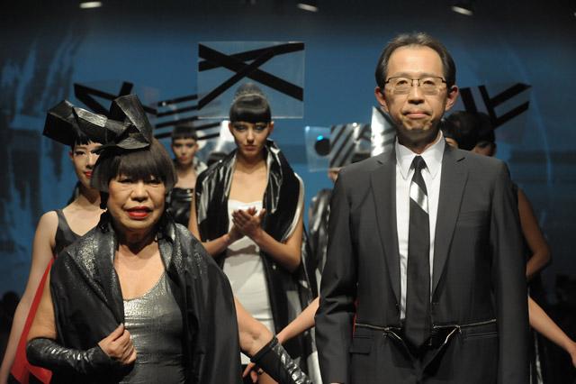 福島から世界へ!12年ぶりにコシノジュンコが織りなす福島の伝統×革新「FUKUSHIMA PRIDE by JUNKO KOSHINO」が「Amazon Fashion Week TOKYO」に登場!!