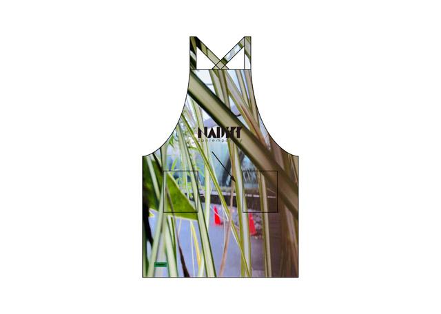 ファッションブランド「PUGMENT」がデザインを手がけるショップオリジナルのユニフォーム 「Uniform」。4色展開でお値段は各16,200円(税込)※予価