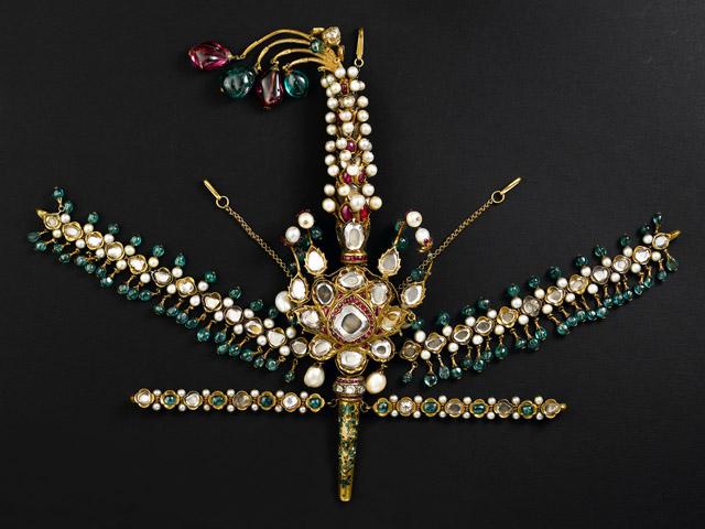 《ターバン飾り》 17世紀 トプカプ宮殿博物館蔵