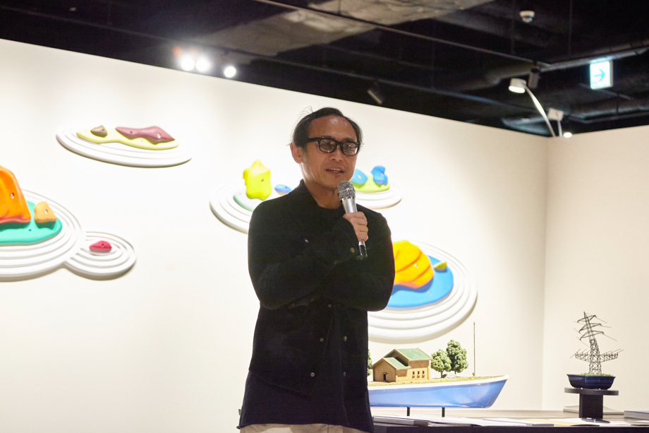 審査員講評 遠山正道氏「sanwacompany Art Award / Art in The House 2020」授賞式&レセプション