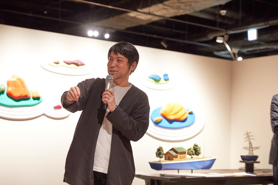 審査員講評 鈴木大輔「sanwacompany Art Award / Art in The House 2020」授賞式&レセプション