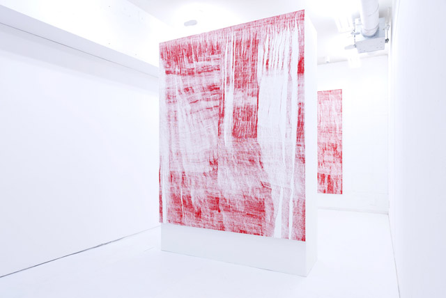 大和 美緒 《REPETITION RED(dot)1》(2014年)