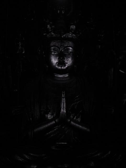 《仏の海(中尊)》1995 ※部分 ©Hiroshi Sugimoto