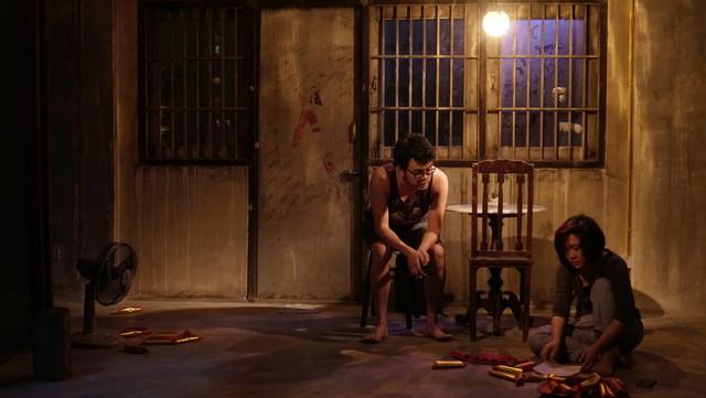 ウィチャヤ・アータマート/For What Theatre <br>『父の歌 (5月の3日間)』 <br>Photo by Wichaya Artamat